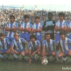 Coleccionismo deportivo: C3.- R.C.D.ESPAÑOL - CALENDARIO ARXE PARA 1985. Lote 286523618