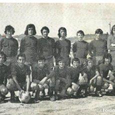 Coleccionismo deportivo: C3.-CLUB DE FUTBOL INMACULADA CONCEPCION-MATARO-CALENDARIO PARA 1974. Lote 286527278