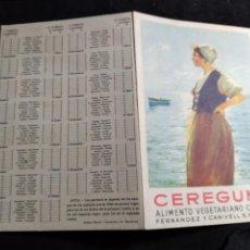 Coleccionismo deportivo: CAMPEONATO NACIONAL 1ª DIVISIÓN DE LIGA - CEREGUMIL. Lote 288212173