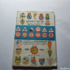 Coleccionismo deportivo: CALENDARIO DINAMICO 1969-1970. Lote 295861393