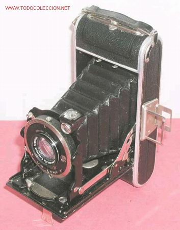 STOLMA AUTO DE FUELLE (Cámaras Fotográficas - Antiguas (hasta 1950))