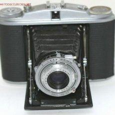 Cámara de fotos: AGFA SPEEDEX 4.5 SPECIAL 120 (6X6CM) . Lote 26593356