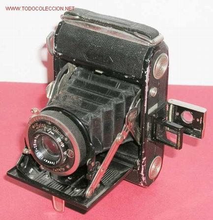 ZEISS IKON IKONTA 520 FUELLE (Cámaras Fotográficas - Antiguas (hasta 1950))