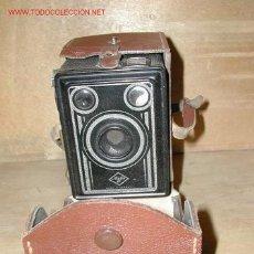 Cámara de fotos: AGFA BOX - ORIGINAL. Lote 26692695