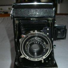 Cámara de fotos: ZEISS IKON NETTAR 515 DE 4.5X6CM. Lote 26550446