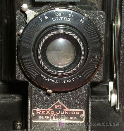 Cámara de fotos: REXO JUNIOR DE FUELLE - Foto 3 - 16973600