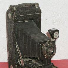 Cámara de fotos: KODAK Nº 1 A AUTOGRAPHIC JUNIOR DE FUELLE. Lote 16863117