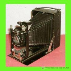 Cámara de fotos: CONTESSA NETTEL DE PLACAS. Lote 173094123