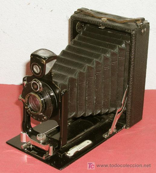 ICA SIRENE 135 DE PLACAS (Cámaras Fotográficas - Antiguas (hasta 1950))