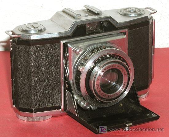 ZEISS IKON IKONTA 35 (Cámaras Fotográficas - Antiguas (hasta 1950))