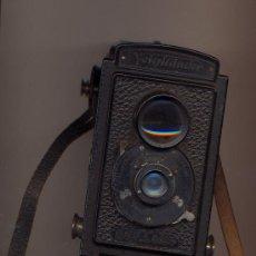 Cámara de fotos: MAQUINA FOTOGRAFICA VOIGTLANDER BRILLANT. ALEMANIA, AÑOS 30. Lote 26559545