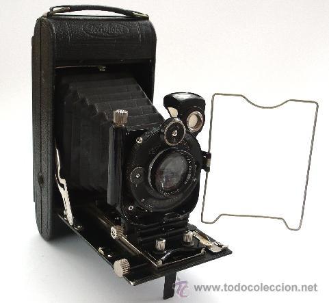 COLECCIÓN DE SIETE CÁMARAS ANTIGUAS (Cámaras Fotográficas - Antiguas (hasta 1950))
