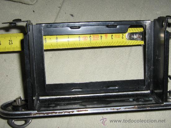 Cámara de fotos: rara camara de coleccion de fuelle, 6x 9 cm. COCARETTE , leer y ver - Foto 9 - 26841945