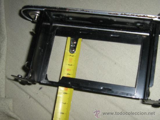 Cámara de fotos: rara camara de coleccion de fuelle, 6x 9 cm. COCARETTE , leer y ver - Foto 10 - 26841945