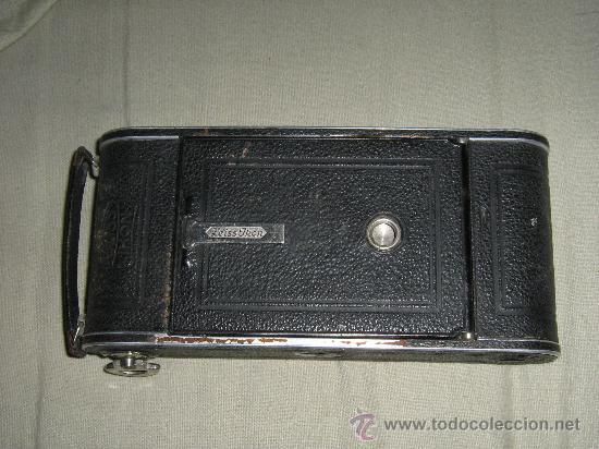 Cámara de fotos: rara camara de coleccion de fuelle, 6x 9 cm. COCARETTE , leer y ver - Foto 11 - 26841945