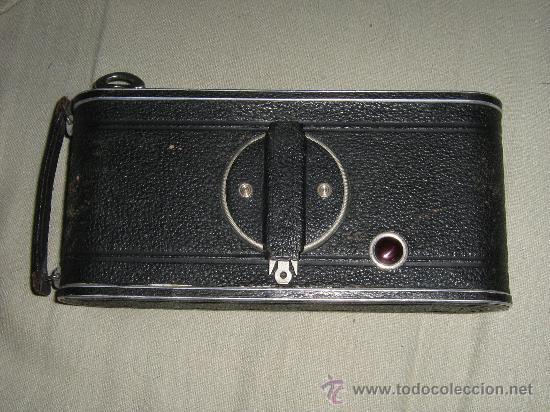 Cámara de fotos: rara camara de coleccion de fuelle, 6x 9 cm. COCARETTE , leer y ver - Foto 13 - 26841945