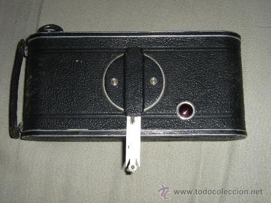 Cámara de fotos: rara camara de coleccion de fuelle, 6x 9 cm. COCARETTE , leer y ver - Foto 14 - 26841945