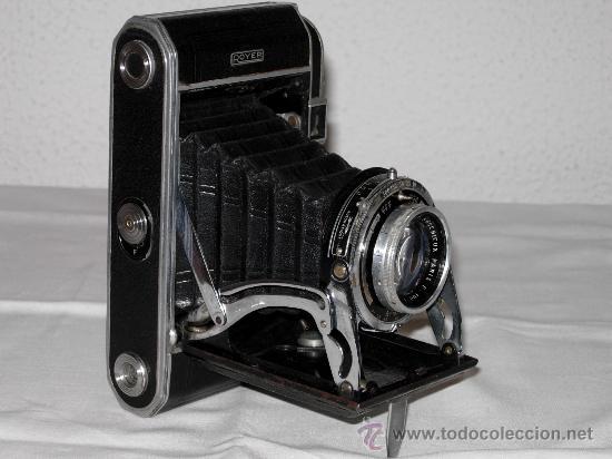Antigua c mara fotogr fica francesa royer magn comprar - Camaras fotos antiguas ...