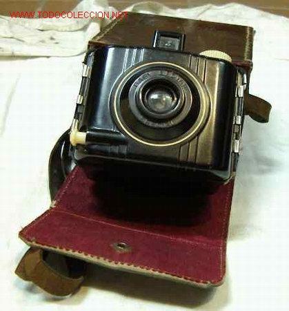 CAMARA FOTOGRAFICA BABY BROWNIE DE KODAK (Cámaras Fotográficas - Antiguas (hasta 1950))