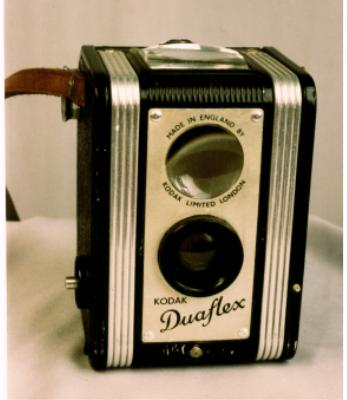 KODAK DUAFLEX EN EXCELENTE ESTADO (Cámaras Fotográficas - Antiguas (hasta 1950))