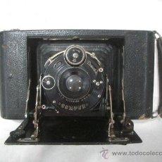 Cámara de fotos: RARA ICA DE FUELLE. Lote 27284663