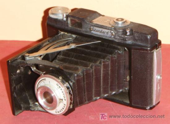STANDARD DE FUELLE (Cámaras Fotográficas - Antiguas (hasta 1950))