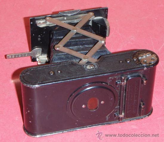 Cámara de fotos: KODAK VEST POCKET AUTOGRAPHIC DE FUELLE - Foto 4 - 16863102