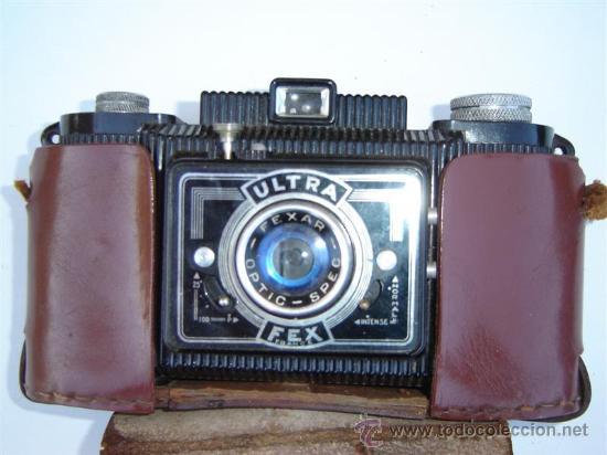 Cámara de fotos: camara de foos de baquelita Ultra Flex - Foto 2 - 10912052