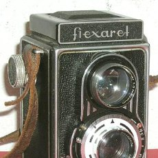 Cámara de fotos: MEOPTA FLEXARET DE 6 X 6 . Lote 17152227