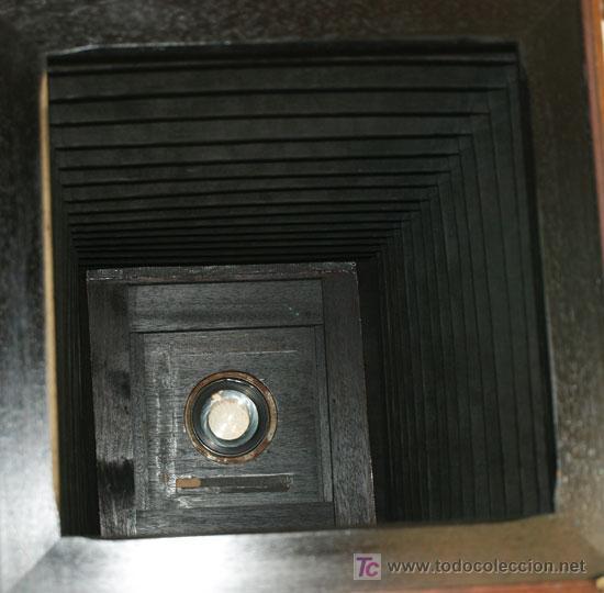 Cámara de fotos: CAMARA PROFESIONAL DE ESTUDIO C1900 DE FUELLE ROJO - Foto 14 - 110345702