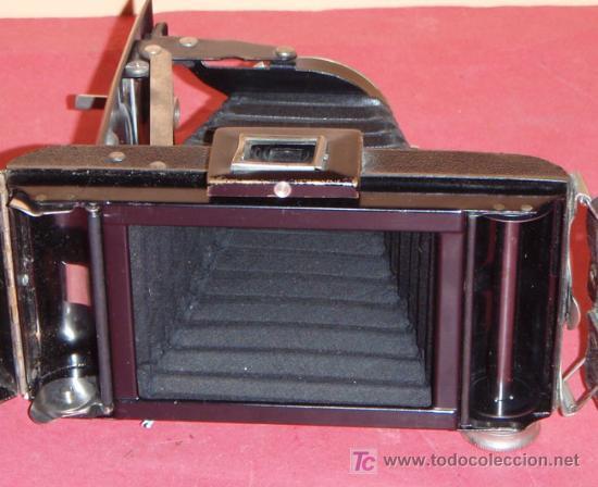 Cámara de fotos: KODAK SIX 20 FOLDING BROWNIE DE FUELLE - Foto 6 - 16973609