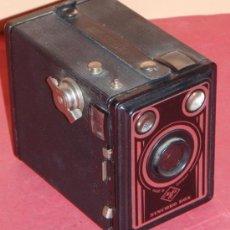 Cámara de fotos: AGFA SYNCHRO BOX DE CAJON. Lote 16240722