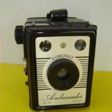 Fotokamera - camara de fotos antigua Coronet Ambassador - 14366866