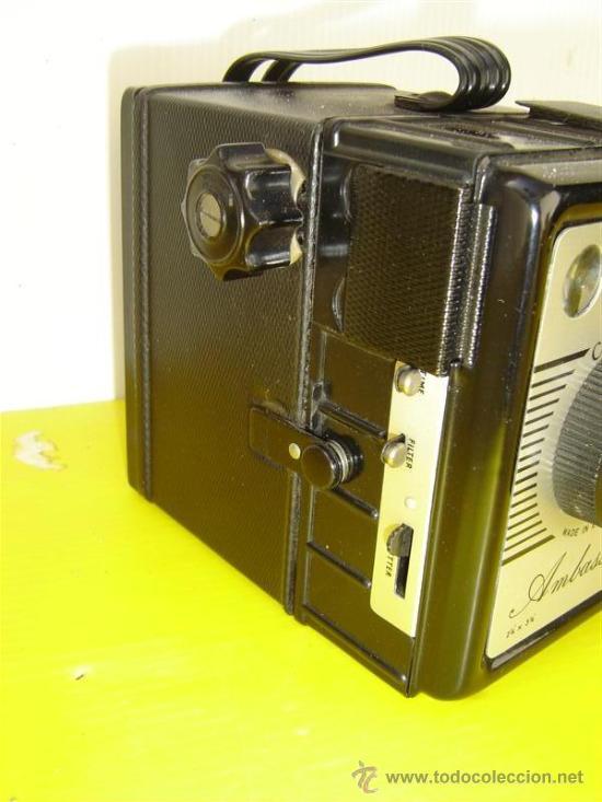 Cámara de fotos: camara de fotos antigua Coronet Ambassador - Foto 2 - 14366866