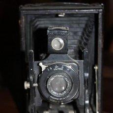 Cámara de fotos: CÁMARA DE FOTOS ULTEX REF.2096. Lote 14743734