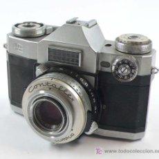 Cámara de fotos: CONTAFLEX ZEIS IKON. 50 MM F2,8. , . Lote 20418022