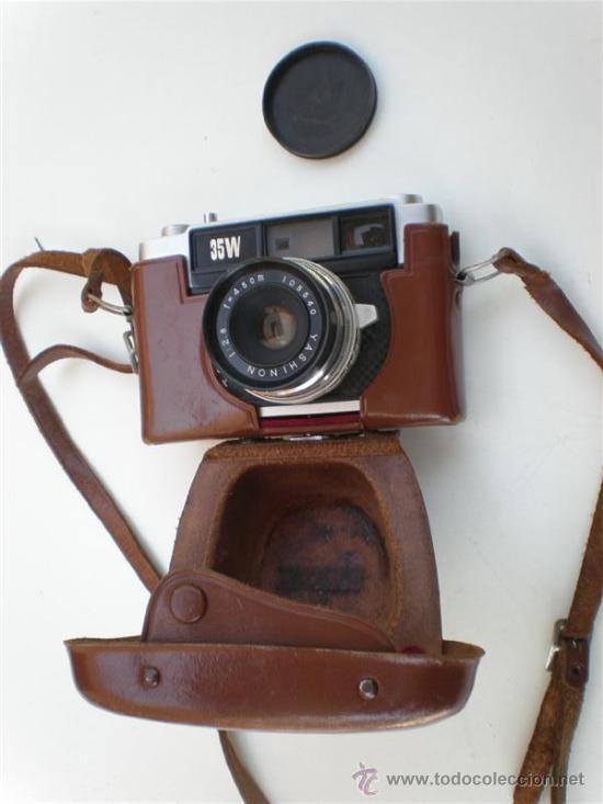 Cámara de fotos: camara de fotos Yashica - Foto 2 - 19514894