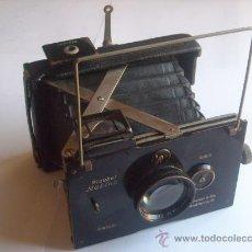 Cámara de fotos: PLAUBEL, MAKINA I COMPUR 200 OBJETIVO ANTICOMAR 100MM F2,9 FUNCIONANDO AÑO 1919.. Lote 26549175
