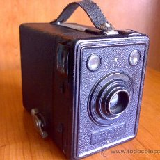 Cámara de fotos: ANTIGUA CAMARA KODAK BOX 620. Lote 26753641