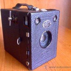 Cámara de fotos: ANTIGUA CÁMARA DE CAJÓN ZEISS IKON BOX TENGOR 54/2 (1.928). Lote 27385811