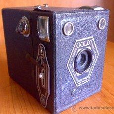 Cámara de fotos: ANTIGUA CAMARA GOLDSTEIN GOLDY BOX . Lote 27481036