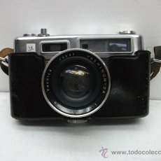 Cámara de fotos: CAMARA DE FOTOS ANTIQUISIMA - YASHICA YASHION DX - ELETRO 35. Lote 27462646