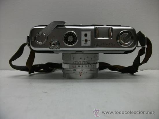 Cámara de fotos: CAMARA DE FOTOS ANTIQUISIMA - YASHICA YASHION DX - ELETRO 35 - Foto 3 - 27462646