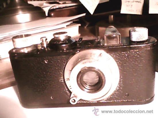 LEICA I 1930 FUNCIONANDO PERFECTAMENTE (Cámaras Fotográficas - Antiguas (hasta 1950))