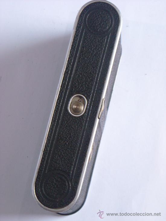 Cámara de fotos: Nagel Dr. August, Librette 74 AGC Gauthier Pronto 100 nagel-Anastigmat 105mm f4,5 Año 1929 - Foto 4 - 28493310
