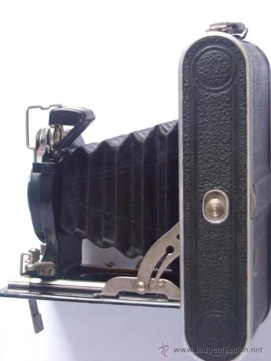 Cámara de fotos: Nagel Dr. August, Librette 74 AGC Gauthier Pronto 100 nagel-Anastigmat 105mm f4,5 Año 1929 - Foto 12 - 28493310