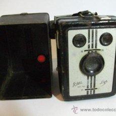 Cámara de fotos: CAMARA RIBER LYS- ITALIANA -120 MMS - MUY POCAS FABRICADAS POR RO TO. Lote 28706847