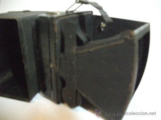 Cámara de fotos: Camara RIBER LYS- Italiana -120 mms - Muy pocas fabricadas por RO TO - Foto 4 - 28706847