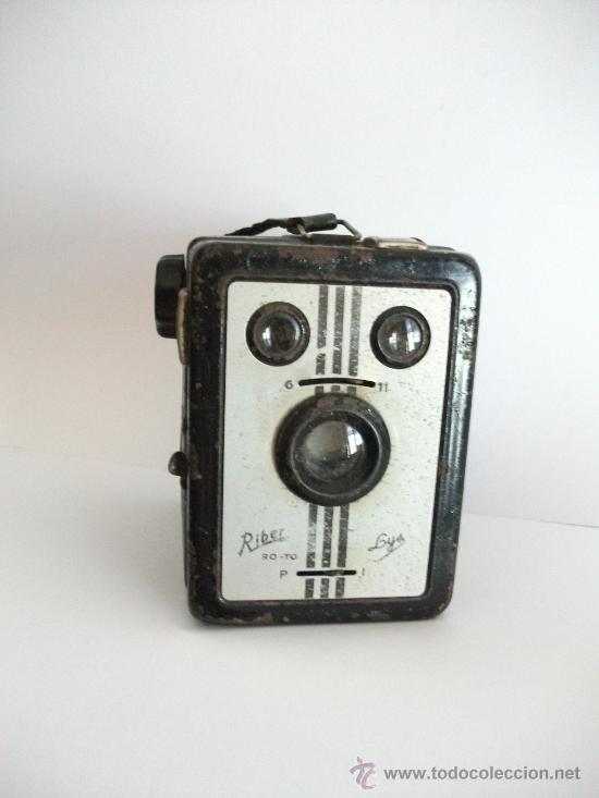 Cámara de fotos: Camara RIBER LYS- Italiana -120 mms - Muy pocas fabricadas por RO TO - Foto 10 - 28706847