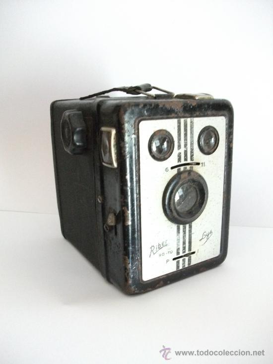 Cámara de fotos: Camara RIBER LYS- Italiana -120 mms - Muy pocas fabricadas por RO TO - Foto 11 - 28706847
